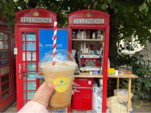 Amar Cafe - London's Smallest Cafe