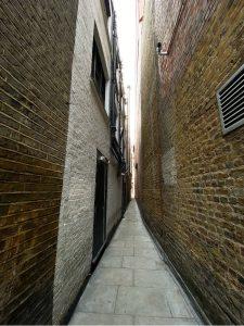 London's Narrowest Alley