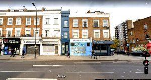 London's Skinniest House