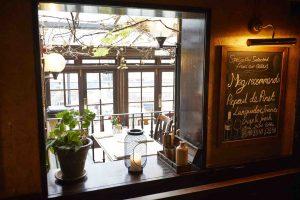 London's Smallest Bar Room - The Dove