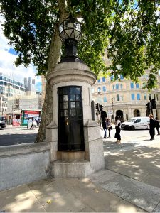 London's Tiniest Police Station