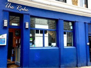 London's Tiniest Single Pub - The Rake
