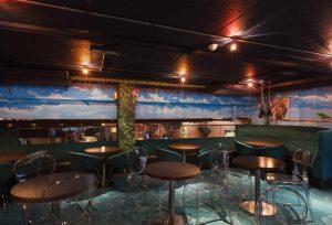 Planet Hollywood London - Cabanas Satelite Bar