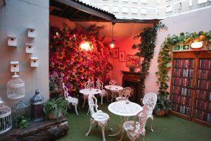 Barts' Secret Garden