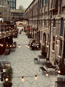 Coal Drops Yard Restaurants with Outside Seating
