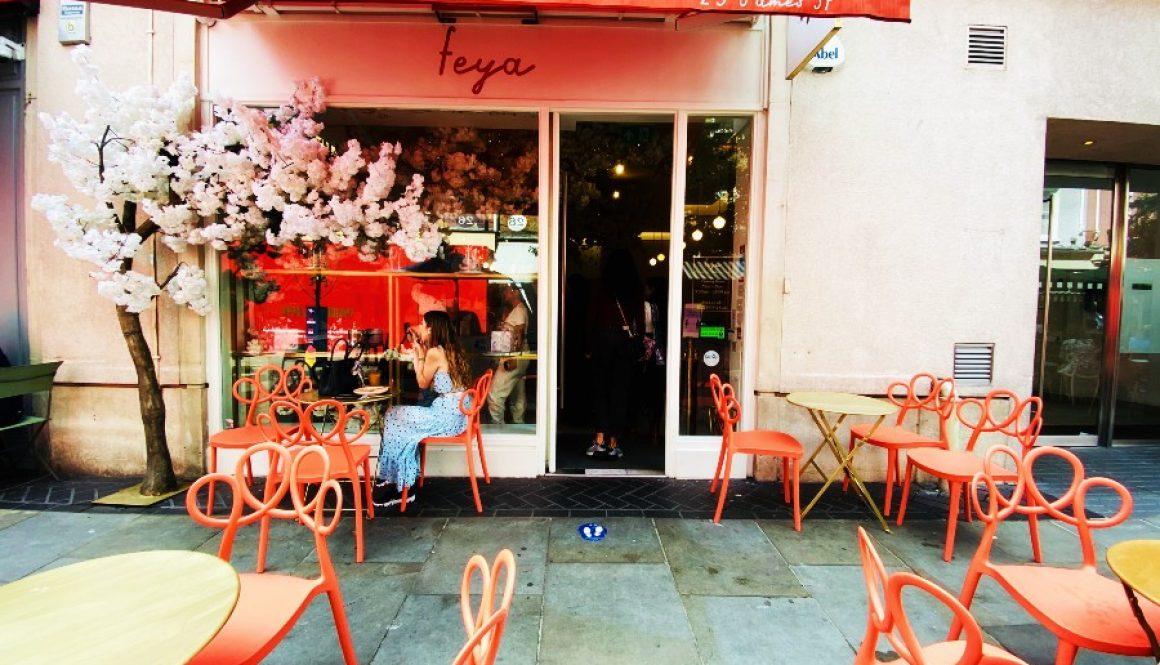 Outside Dining - Feya