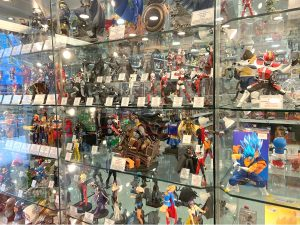 Collectable Anime Figures