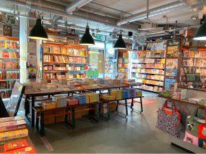 Where to Buy Manga in London - Gosh Comics