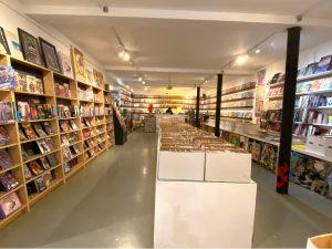 Where to Buy Manga in London - Orbital Space
