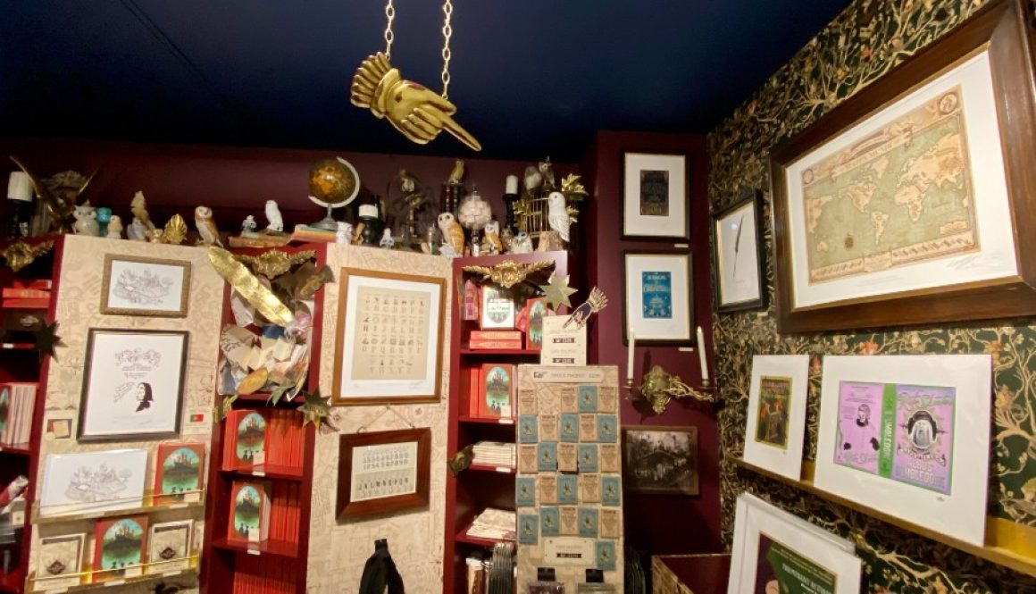 House of MinaLima – The Graphic Duo Behind the Magic of Harry Potter