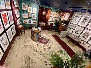 House of MinaLima - Harry Potter Gallery