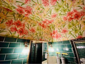 Mr Fogg's House of Batanicals Flowery Restroom