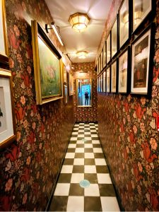 Mr Fogg's House of Botanicals Wash Room