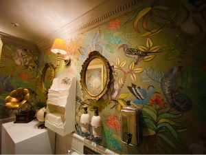 Mr Fogg's Residence's Instagrammable Bathroom