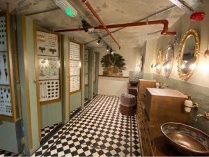 Mrs Fogg's Dockside and Distillery Toilet