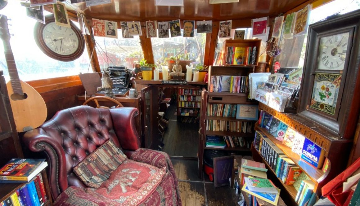 The Prettiest Independent Bookshops in London