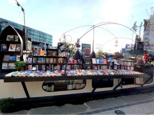 Word on Water - Floating Bookshop