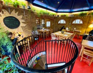 Zero Waste Cafe London - Cafe Van Gogh