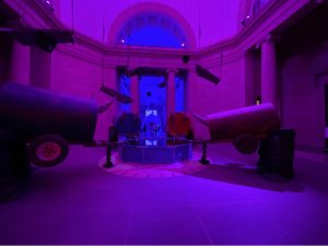 Immersive Exhibition in Tate Britain - Heather Phillipson