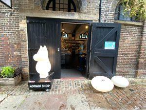 Moomin Shop Camden