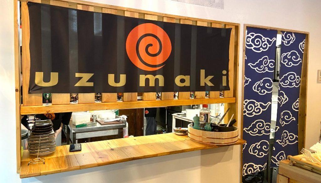 Naruto Themed Restaurant - Uzumaki
