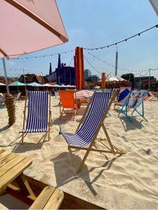 City Beach at London Wonderground 2021