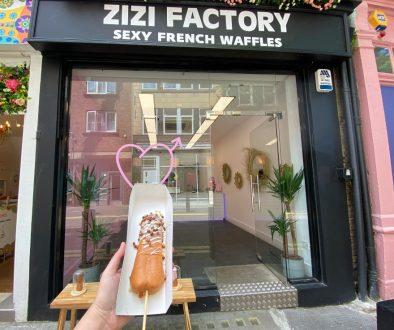 Covent Garden's Sexiest Waffles – Zizi Factory