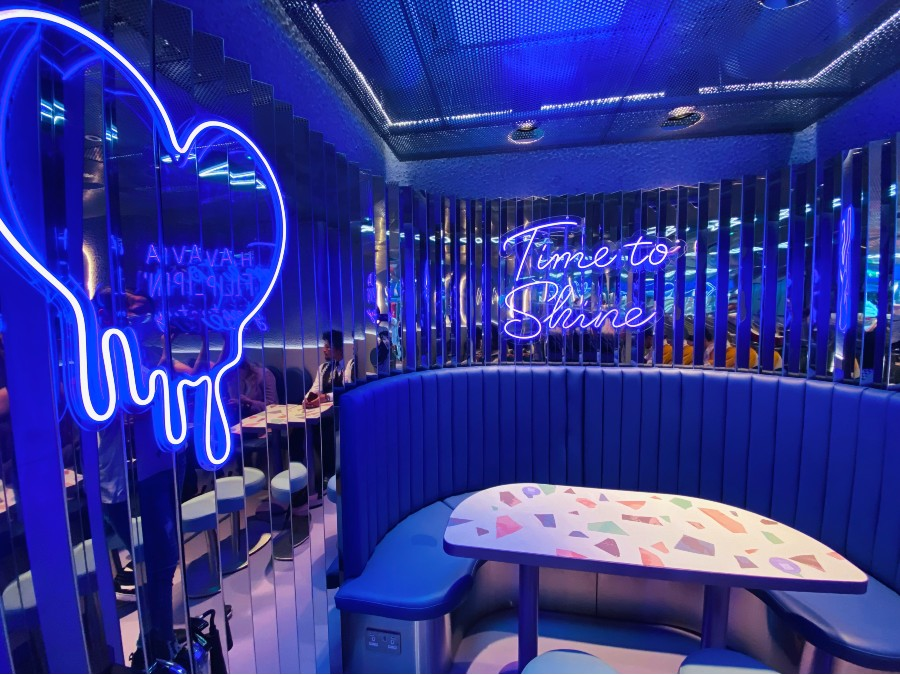 Crome London - London's First French Toast Bar