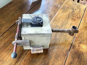 Handmade Wooden Camera
