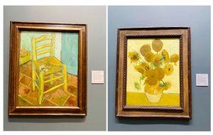 Van Gogh's Paintings in National Gallery