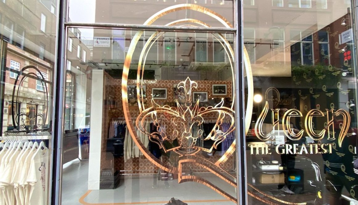 'Queen the Greatest' Pop-Up Store Opened on Carnaby Street