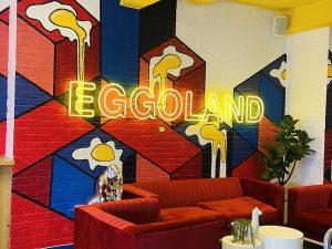 EGGOLAND London