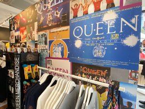 Queen Pop Up Shop - Carnaby Street