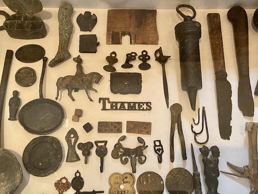 Treasures of the River – Mudlarking